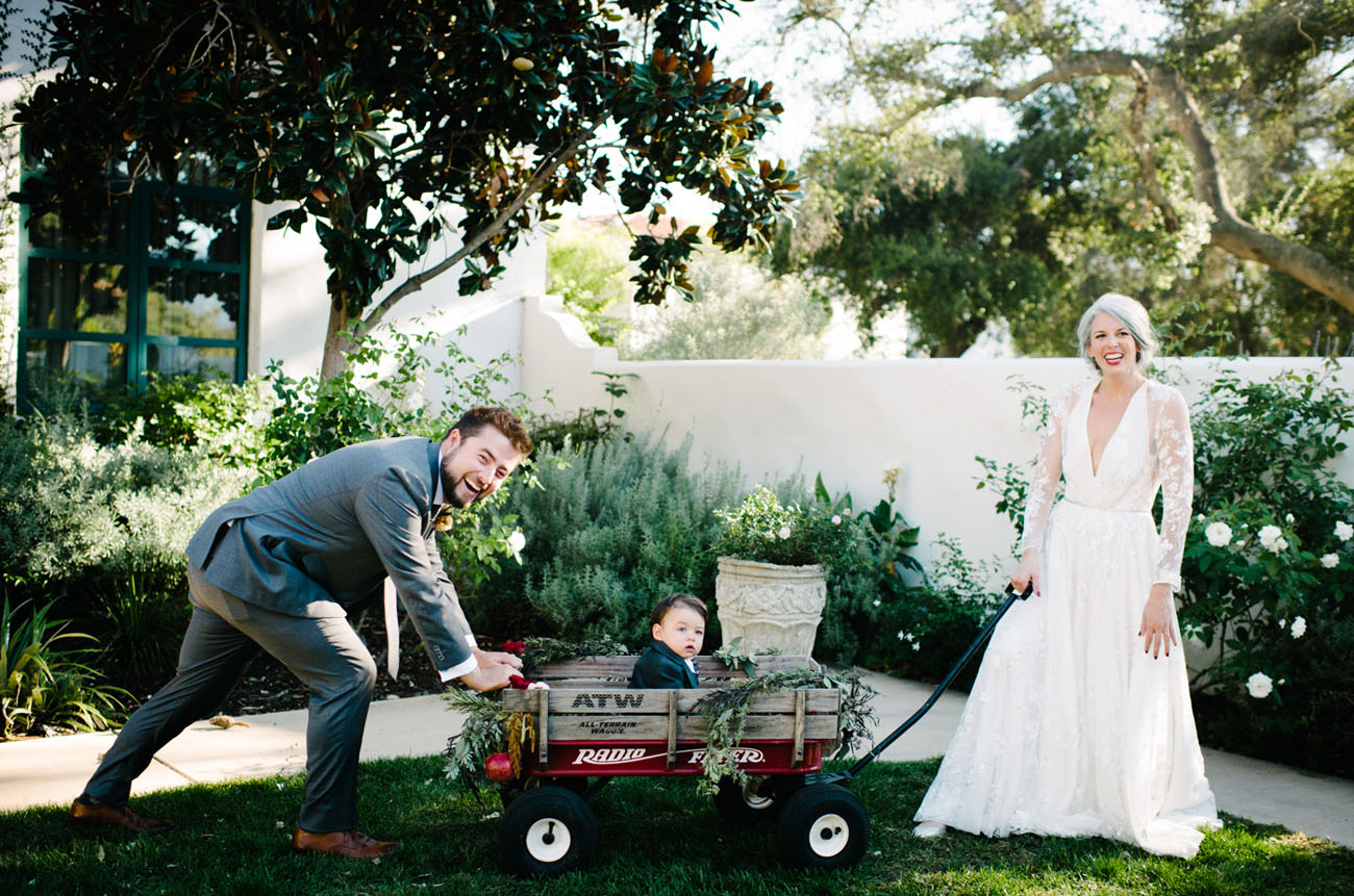radio flyer ring bearer