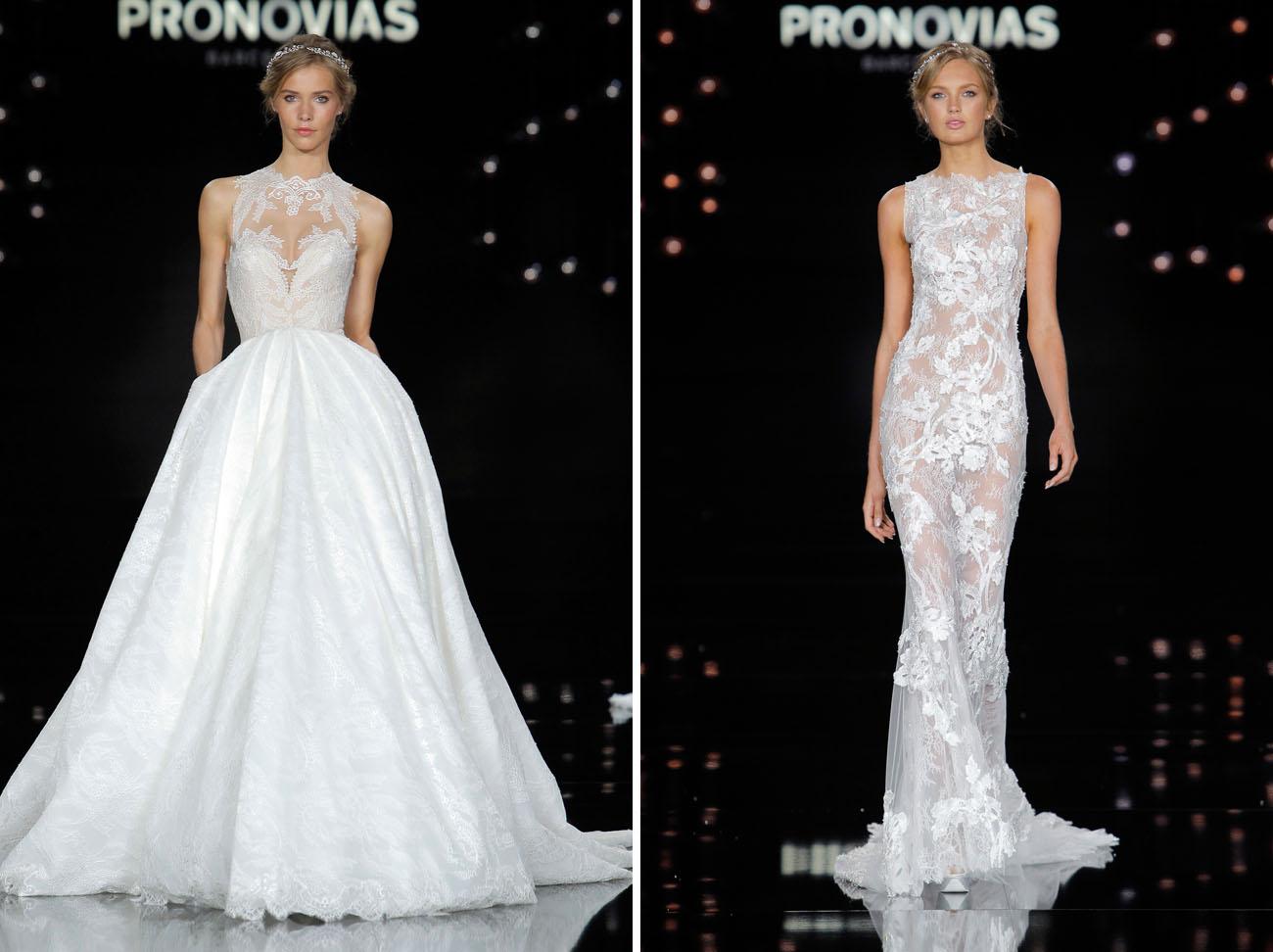 Pronovias Runway Show From Barcelona Bridal Week 2018: Pronovias Runway Show From Barcelona Bridal Week 2016