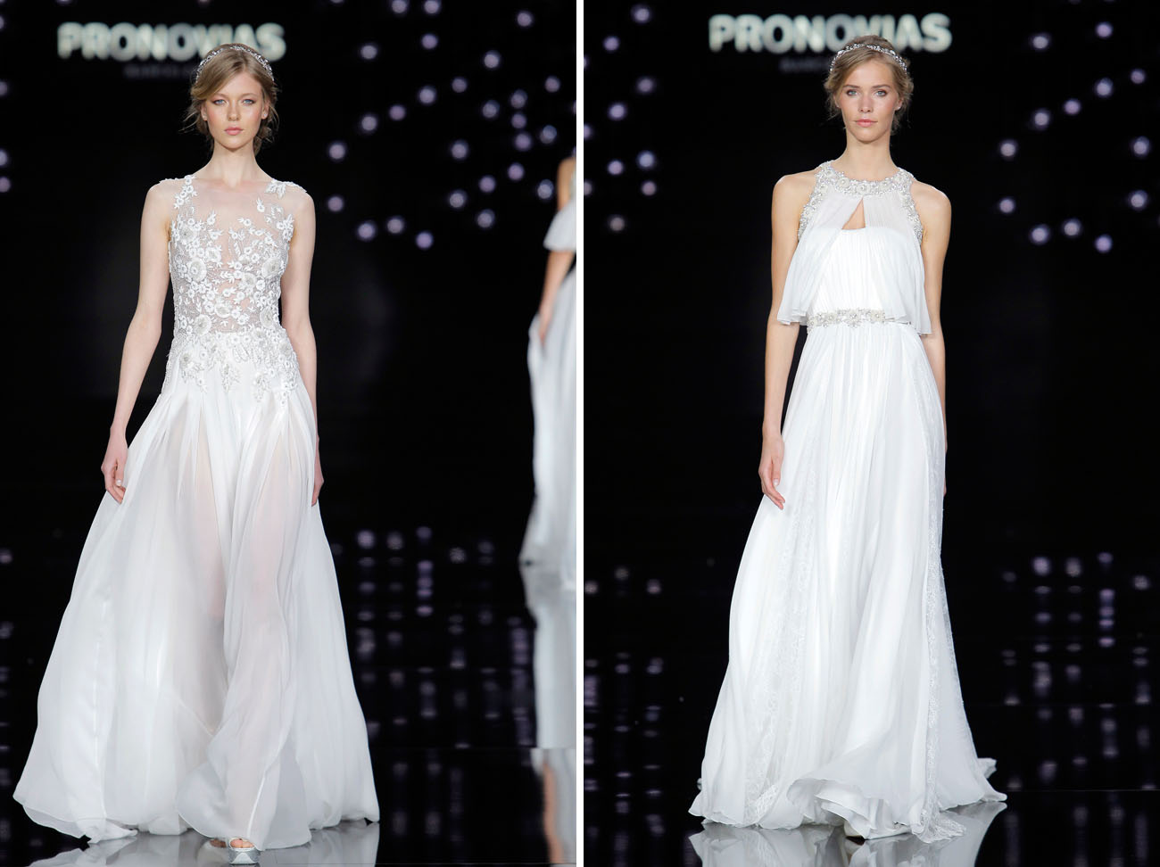Atelier Pronovias 2017 Collection Show