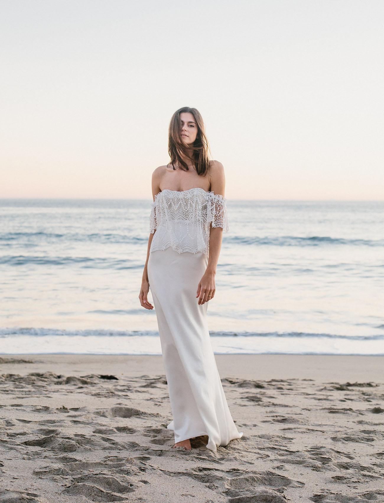 Solstice Bride Look Book