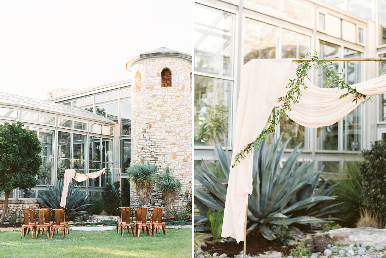 Southwestern Greenhouse Inspiration