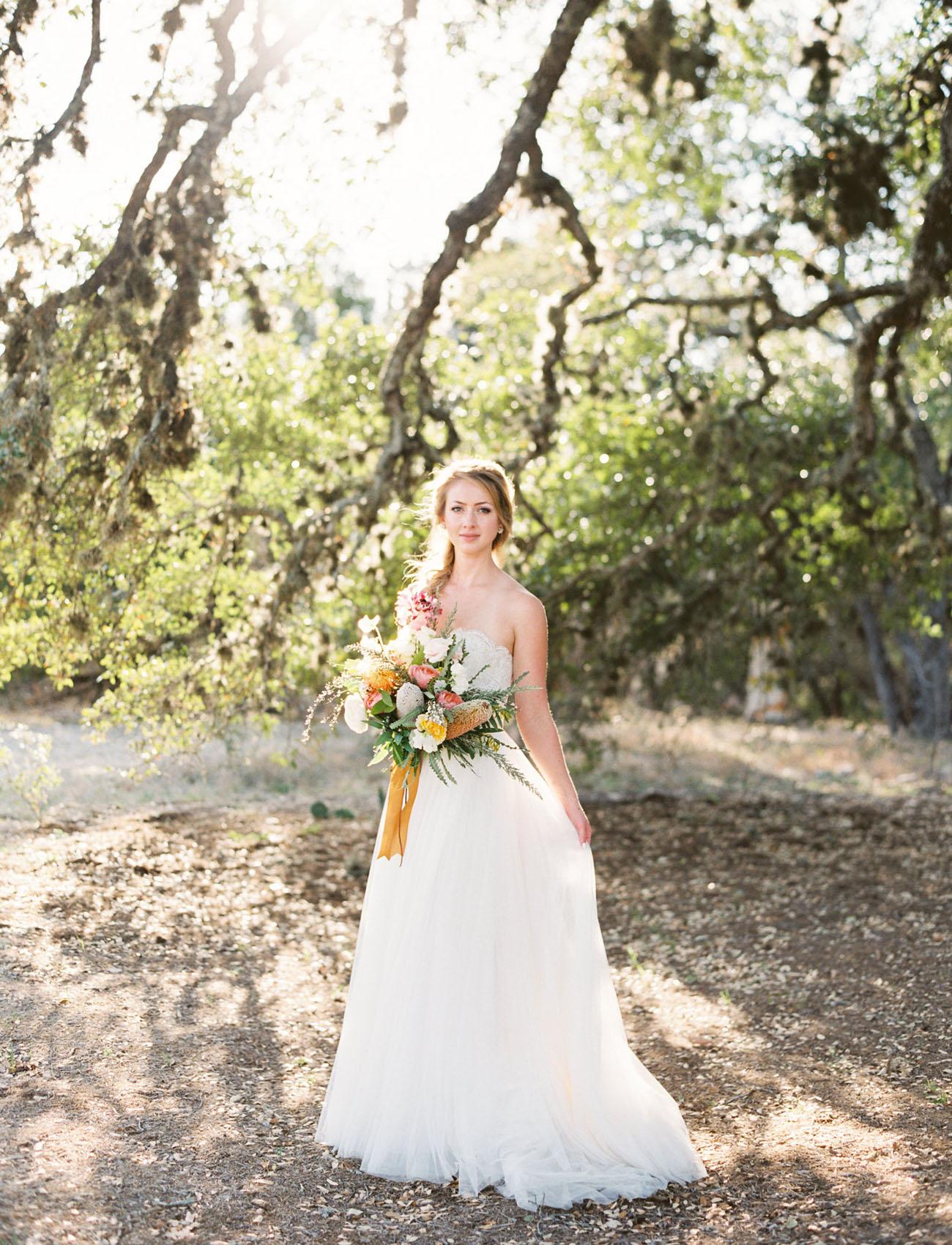 southwestern bride