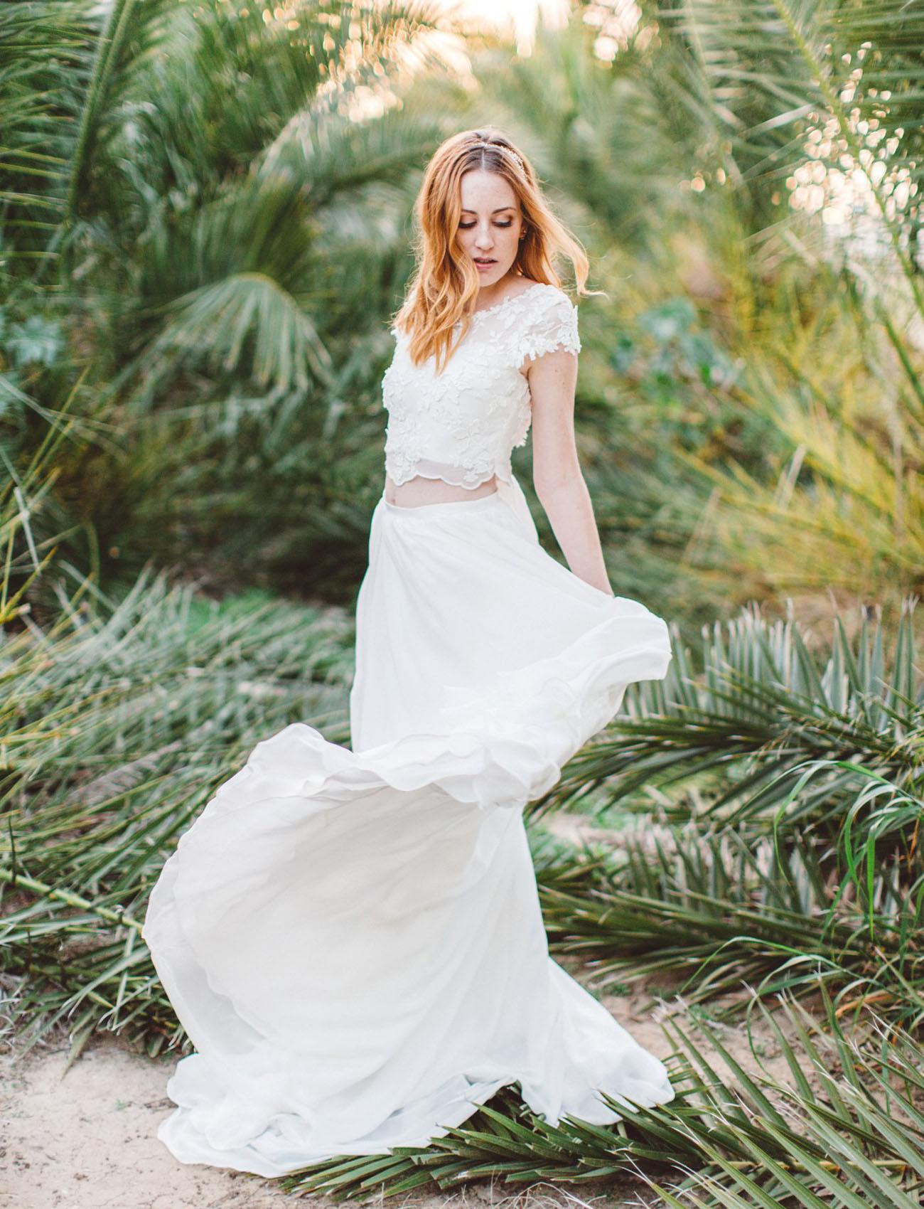 Informal Wedding Dresses Cheap 63 New two piece wedding dress