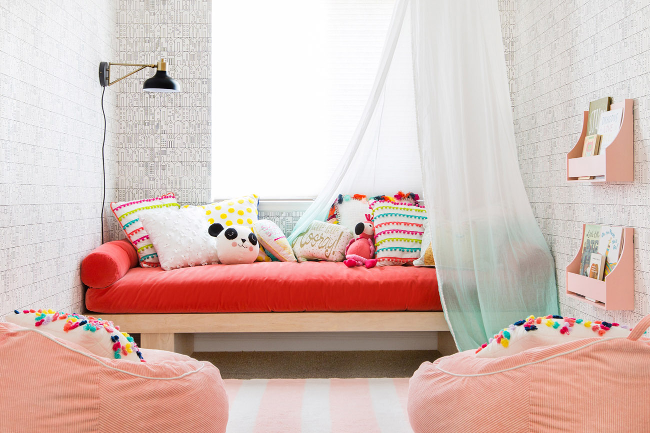 Uw Pillow Fort Modern : Home Tour: A Converted Factory in Germany Turned Modern - Confetti Fields