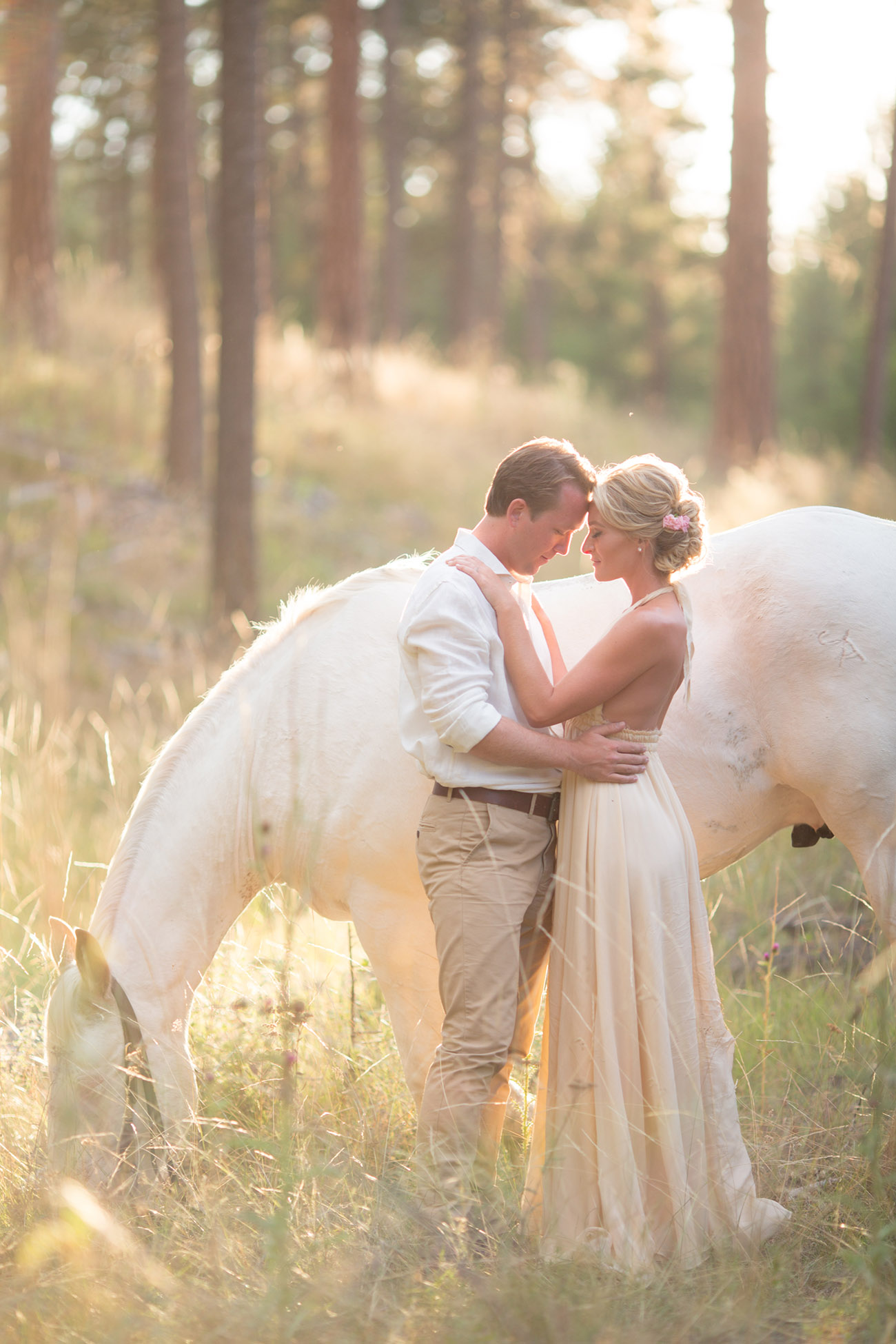 Destination Weddings at The Resort at Paws Up