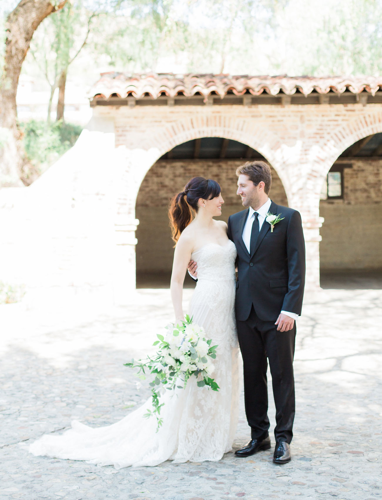 Classic-Bohemian California Wedding: Jessica + Jason
