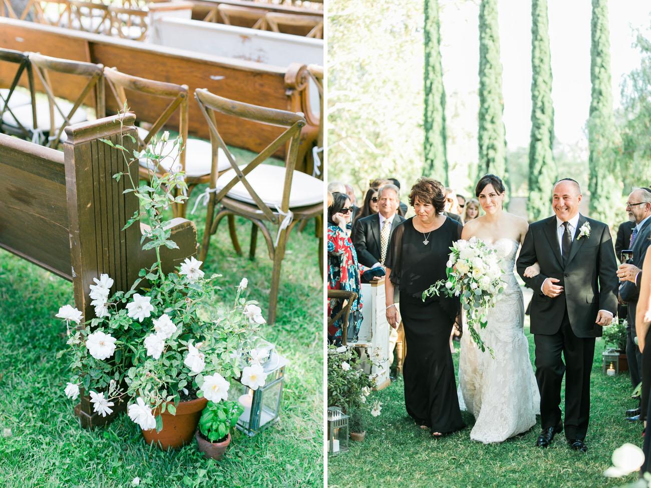 Classic Boho Wedding