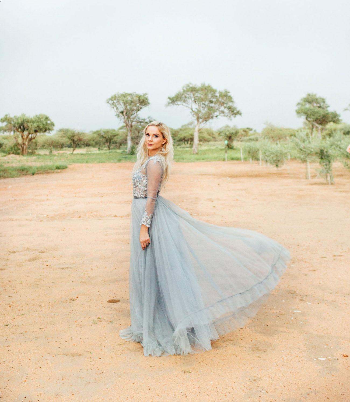 Zanne Couture Dress