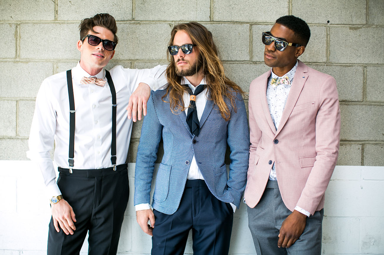 Rent a Suit and Slay Wedding Season with These Looks from The Black Tux