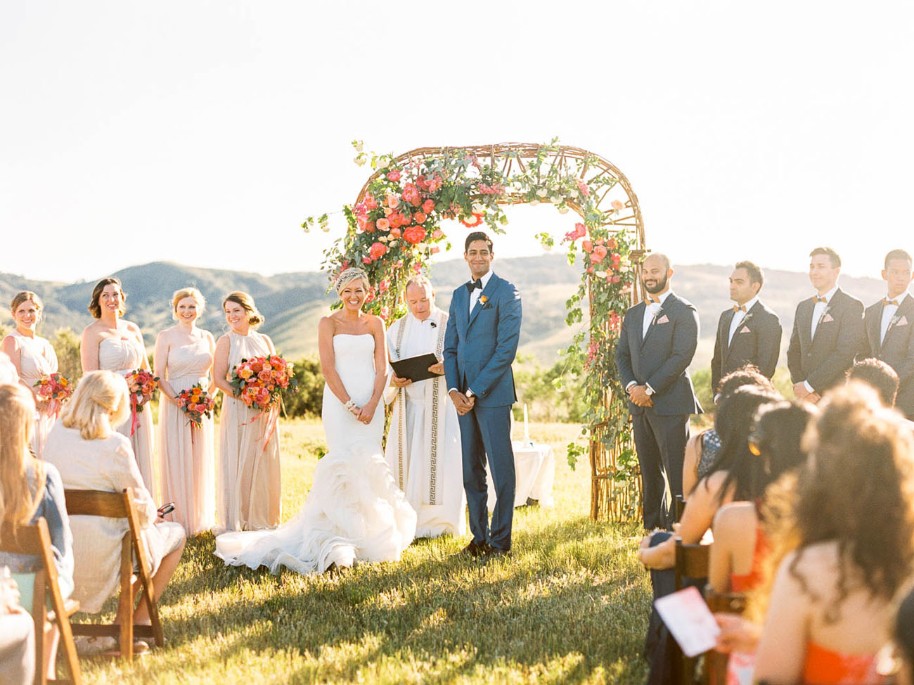 Bright Colorful Indian American Wedding Sarah Sunny Part 2
