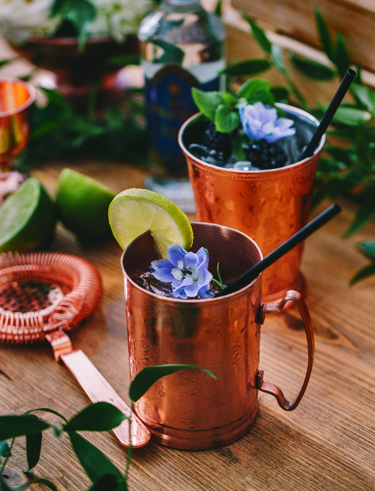 copper drink