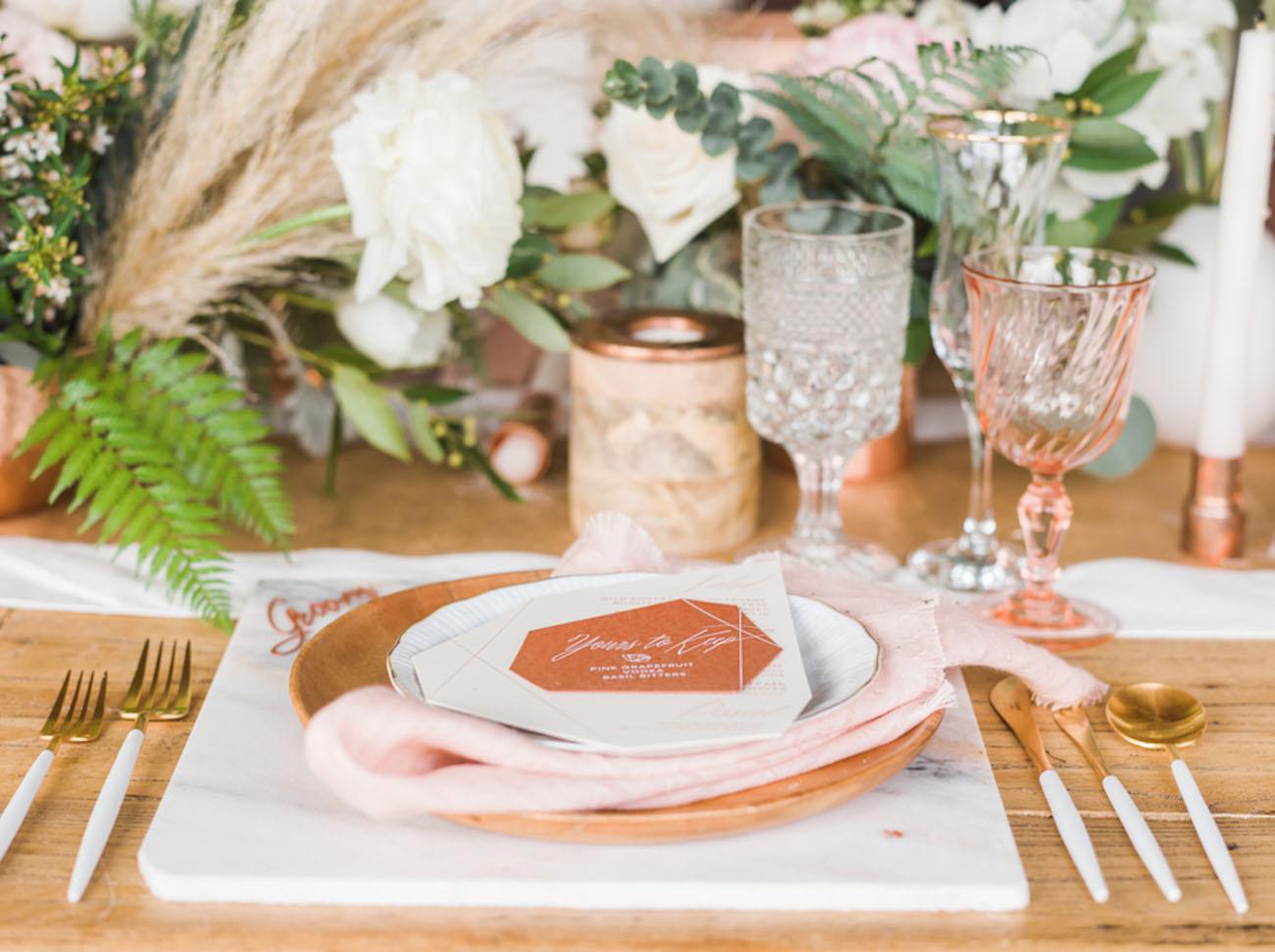 copper setting