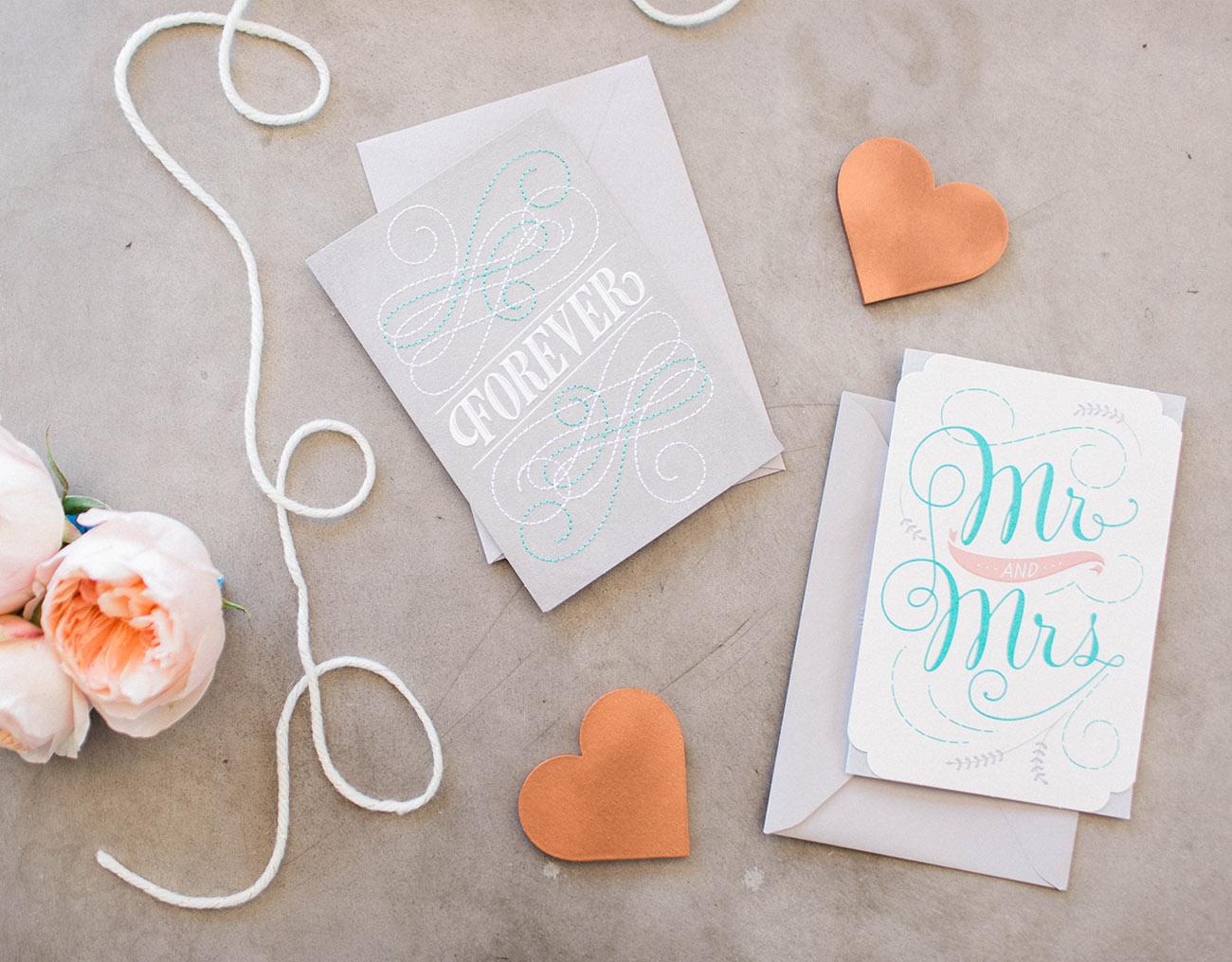 Wedding Cards from Hallmark