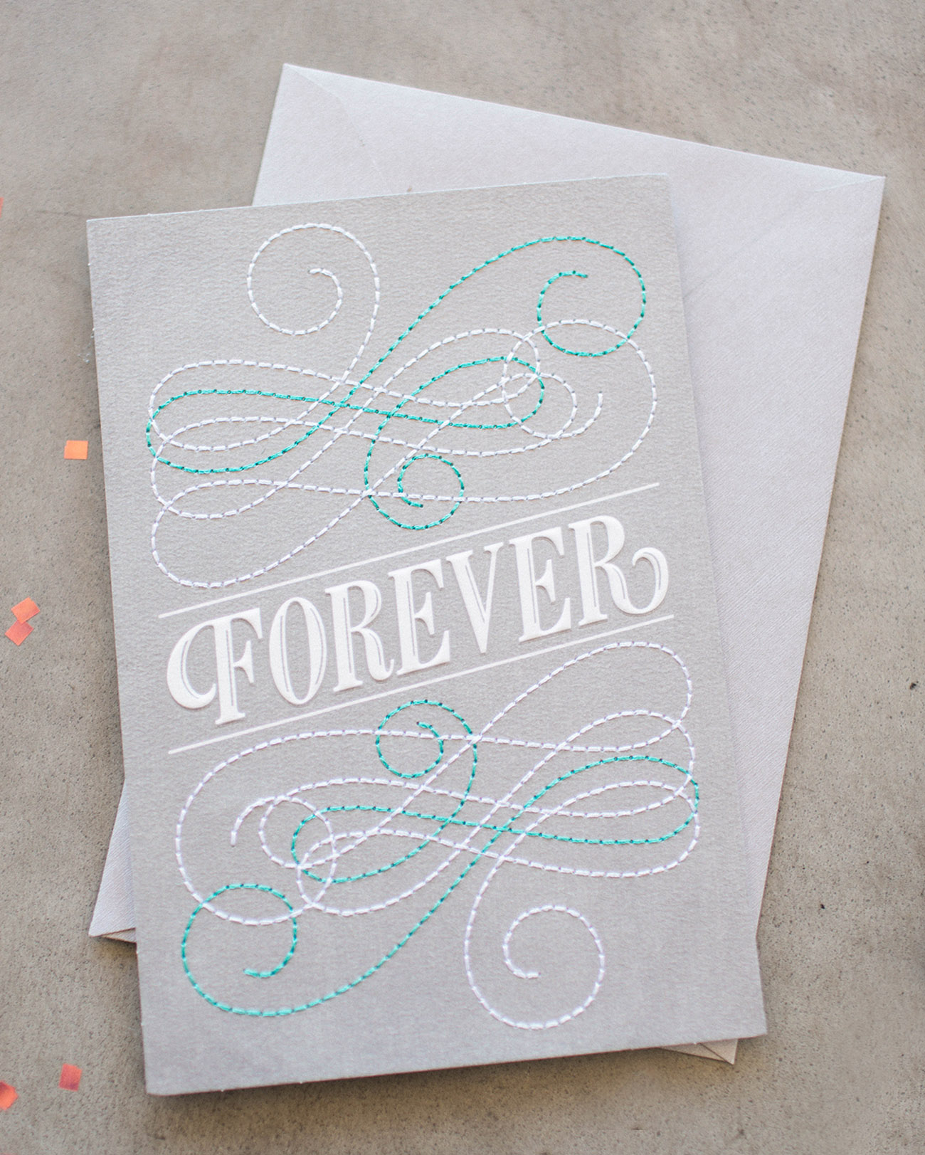 Forever Wedding Cards from Hallmark