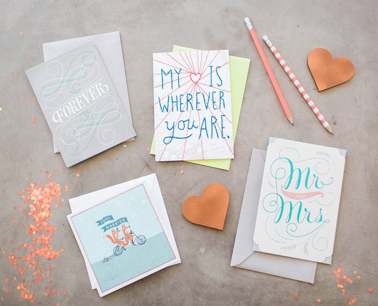 Hallmark Cards for Wedding Events