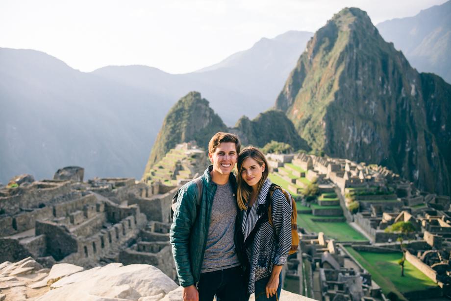 Machu Picchu Gal Meets Glam2