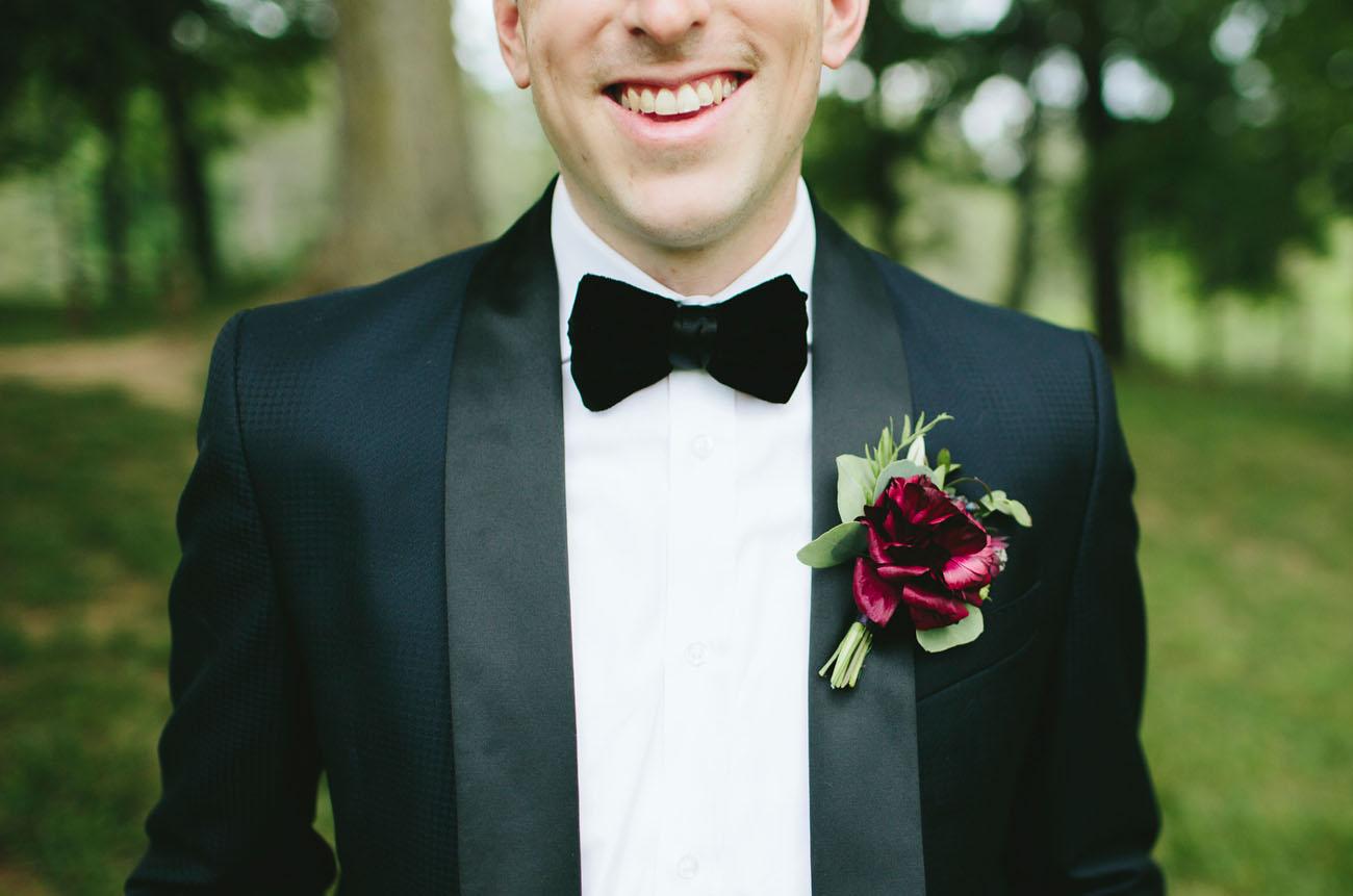 tux groom