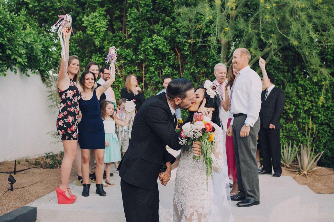 Joshua Tree Wedding