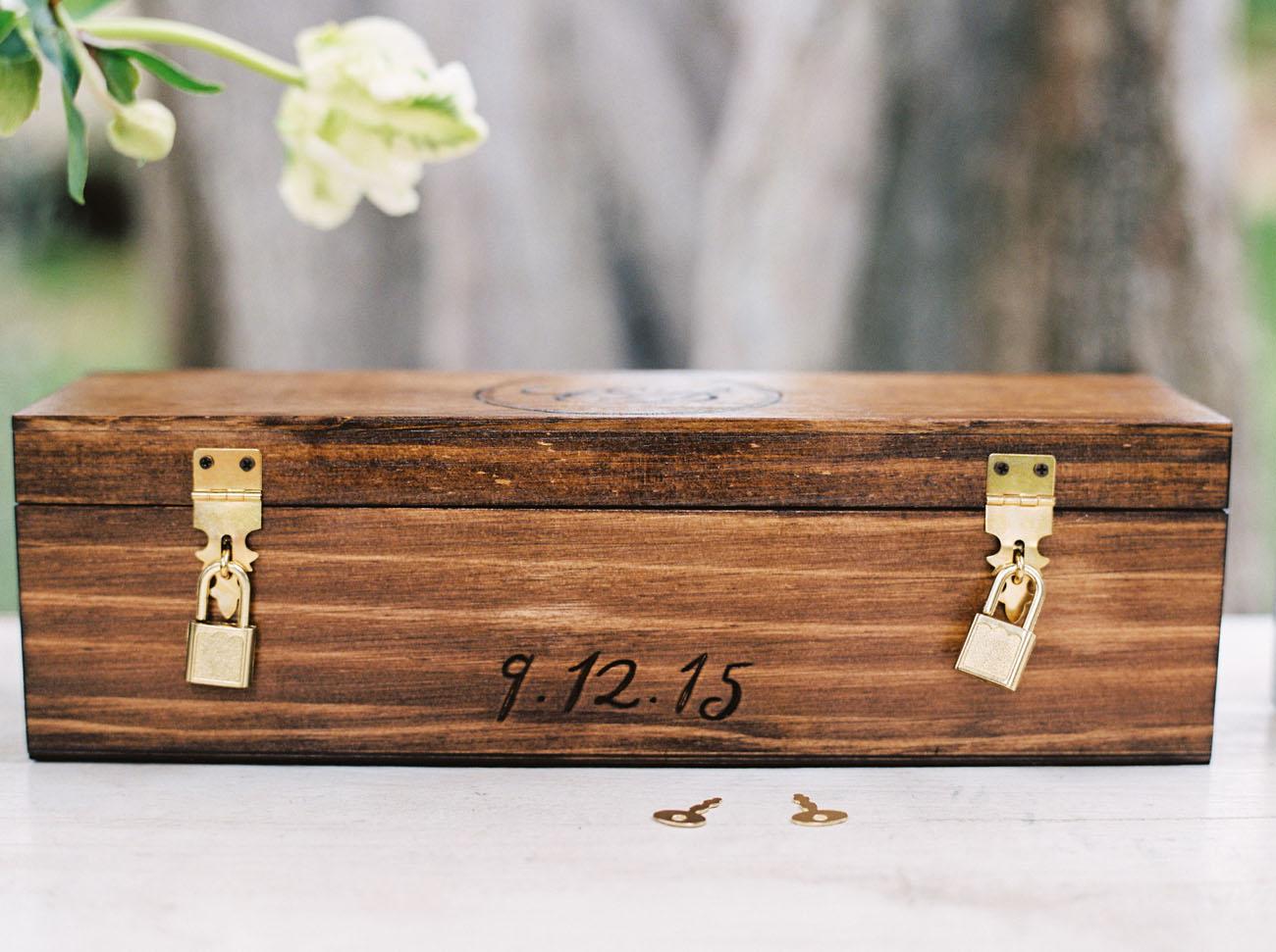 ceremony box