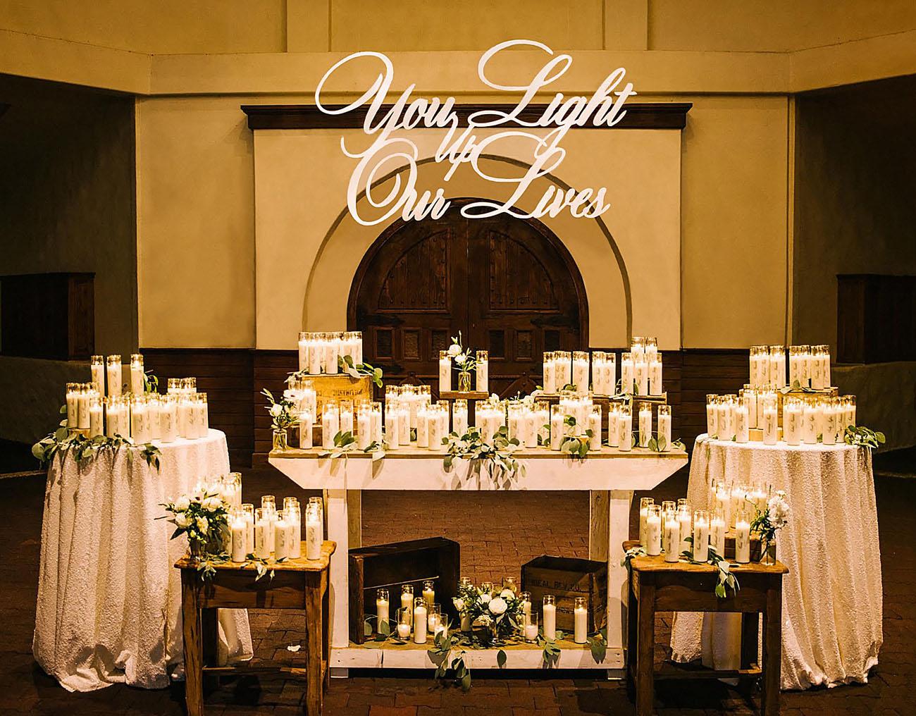 candle bar
