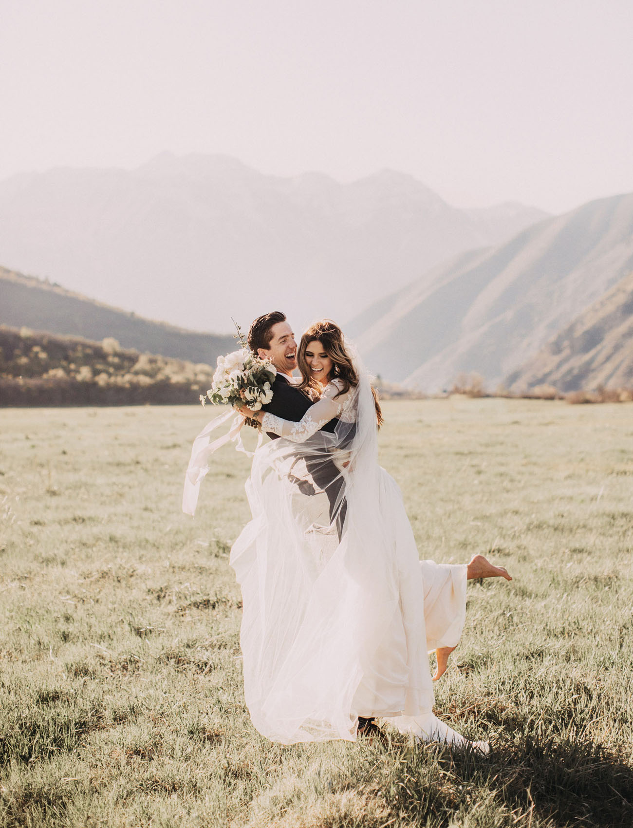 Utah Backyard Wedding