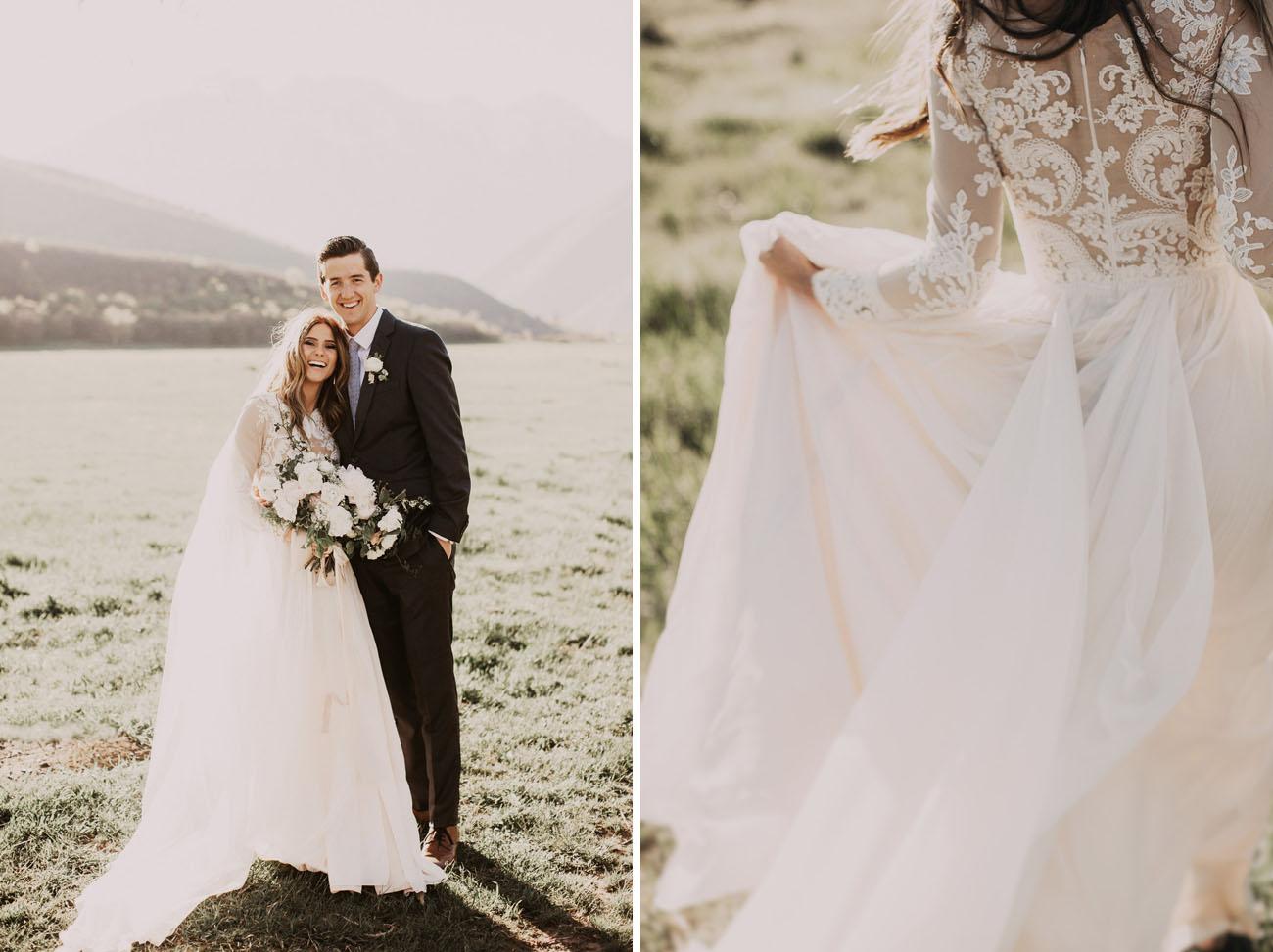 Marcus and gabby wedding