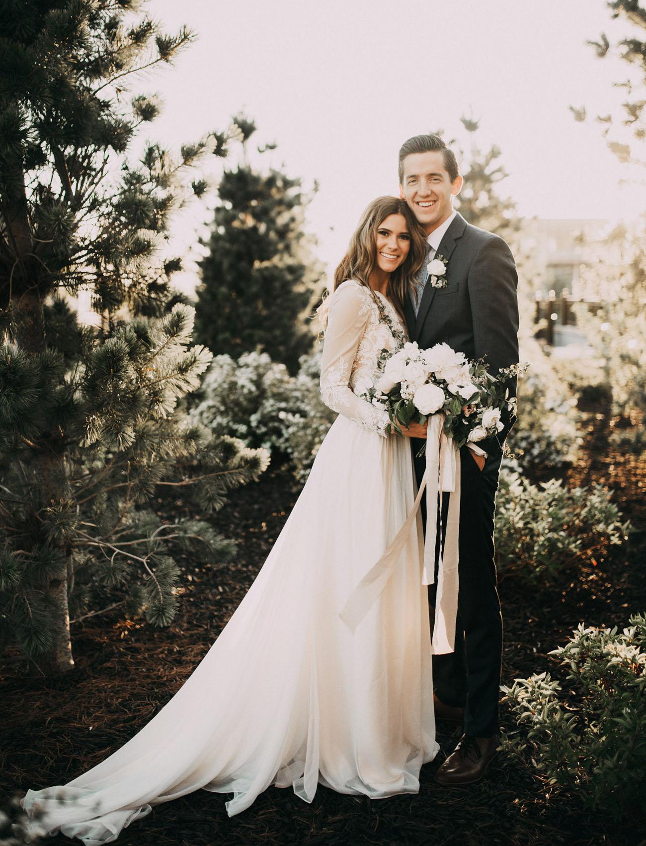 Utah Backyard Wedding