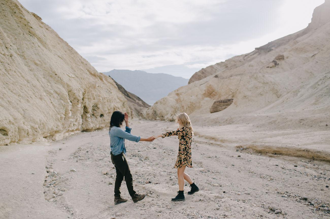 Death Valley Portraits