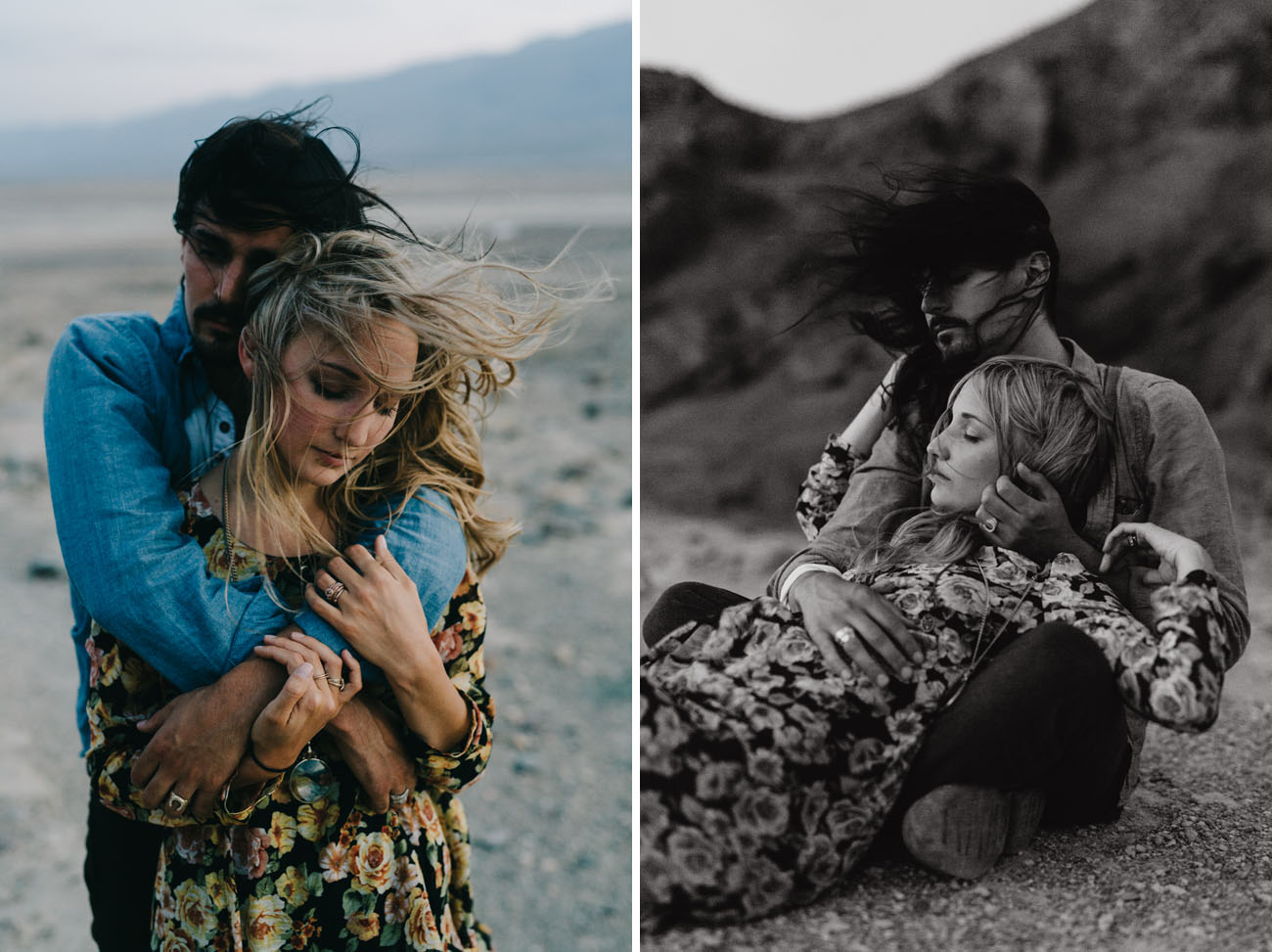 Death Valley Portraits