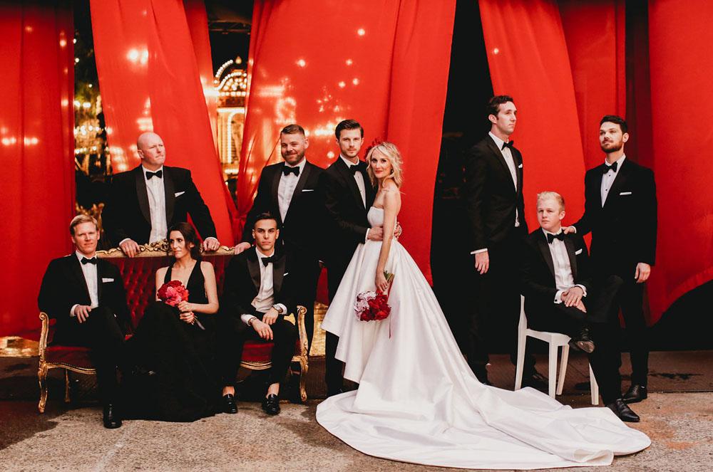Whimsical Australia Wedding
