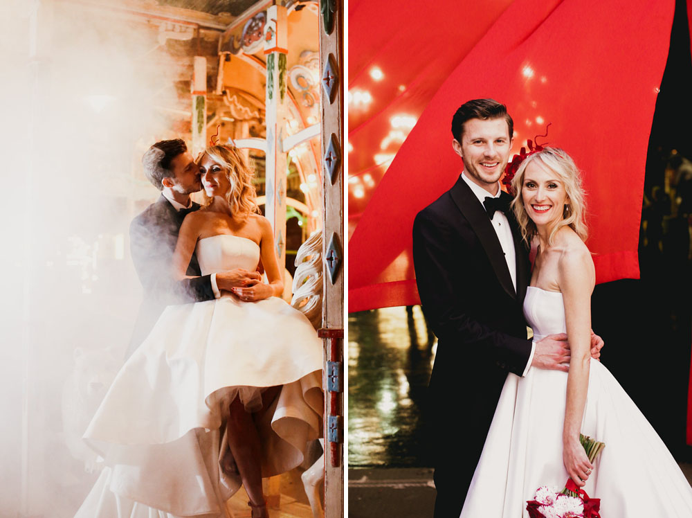 Whimsical Australia Wedding