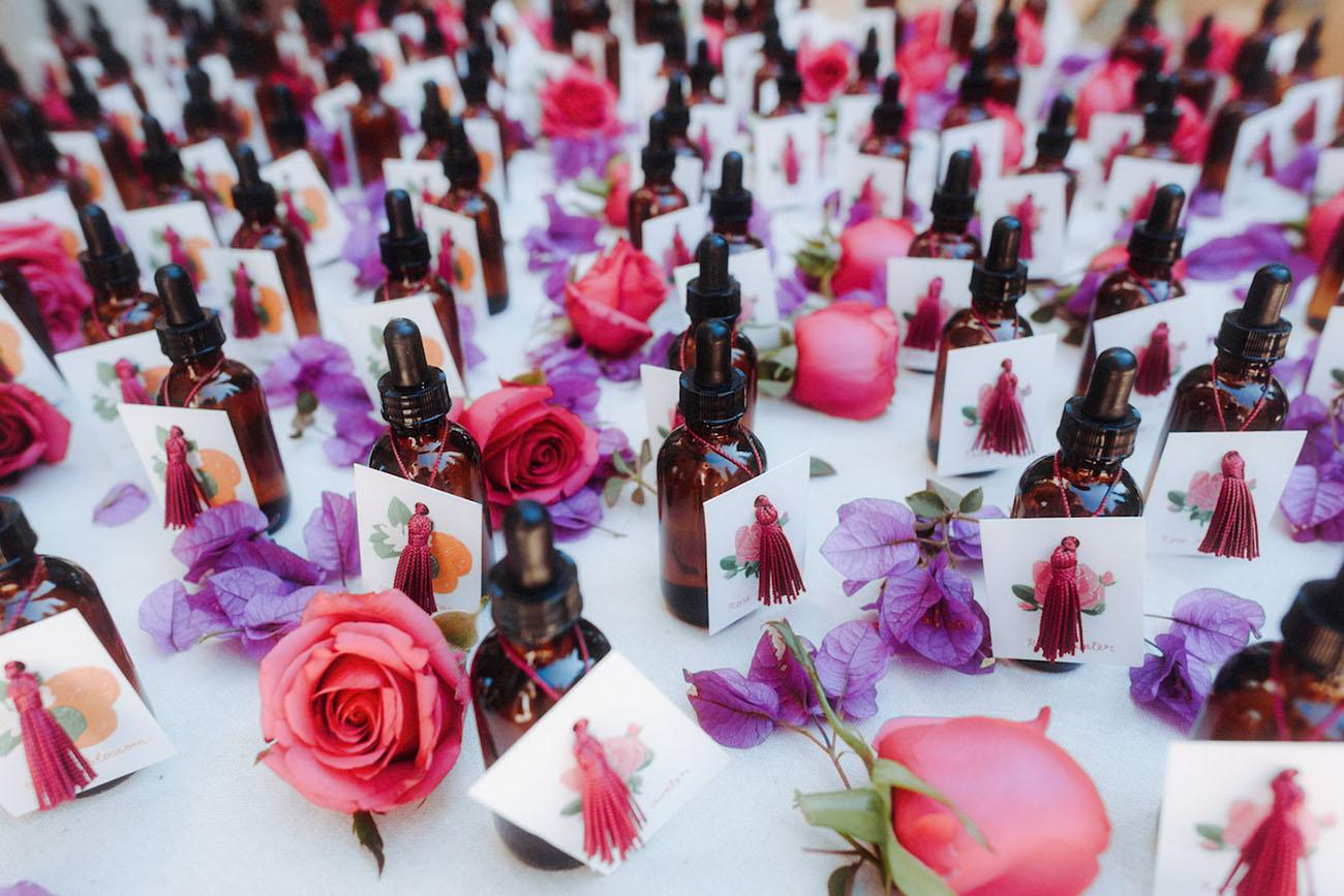 perfume favors