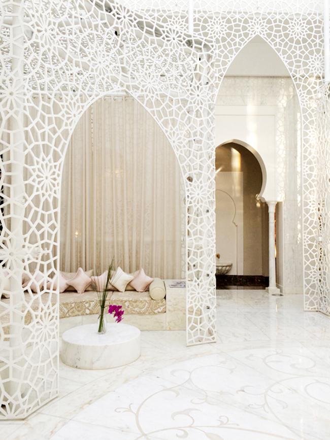morocco spa
