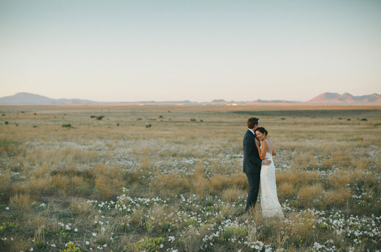 Marfa Texas Elopement