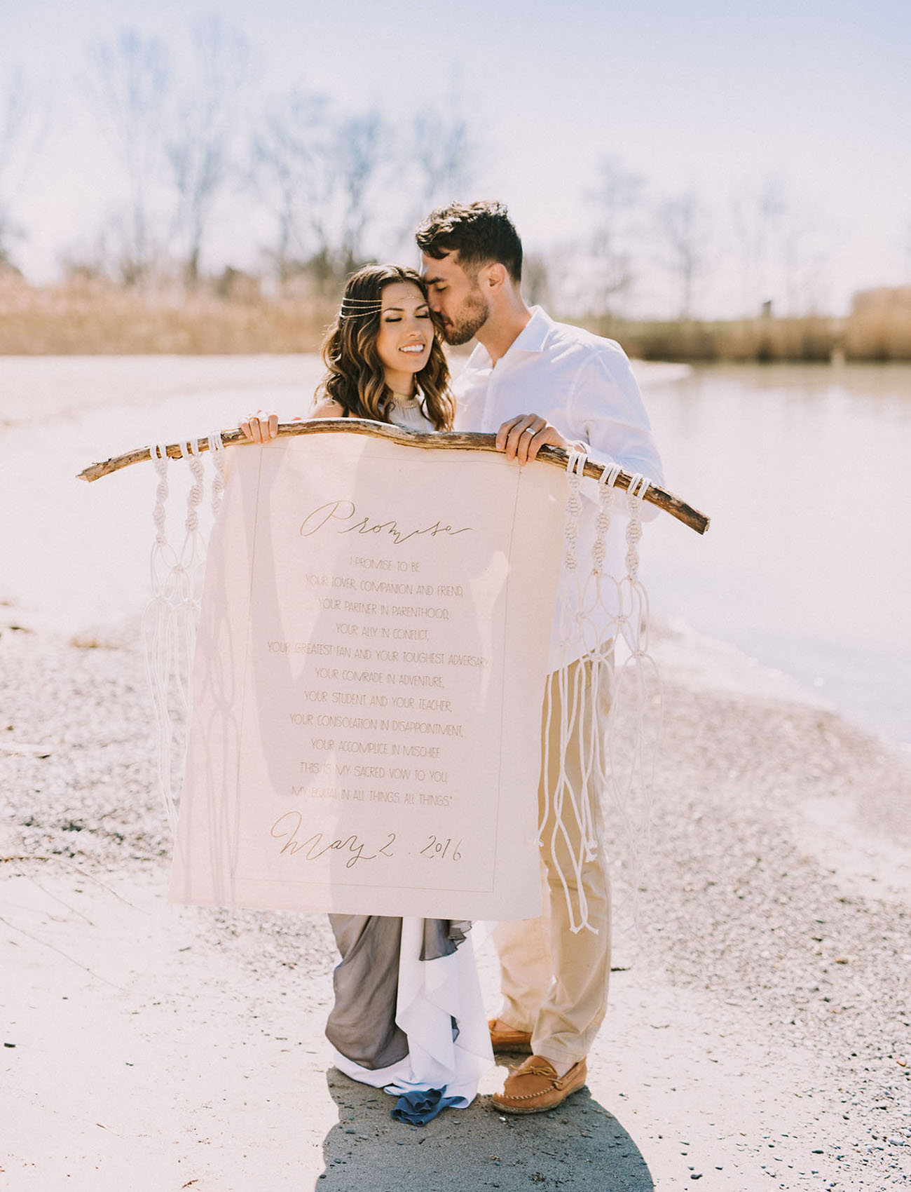 Sun Soaked Elopement