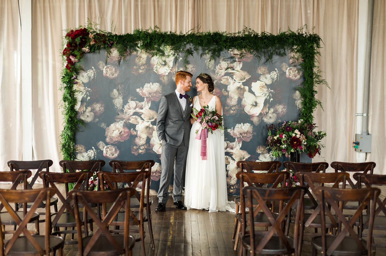 Ashley Woodson Bailey Wedding