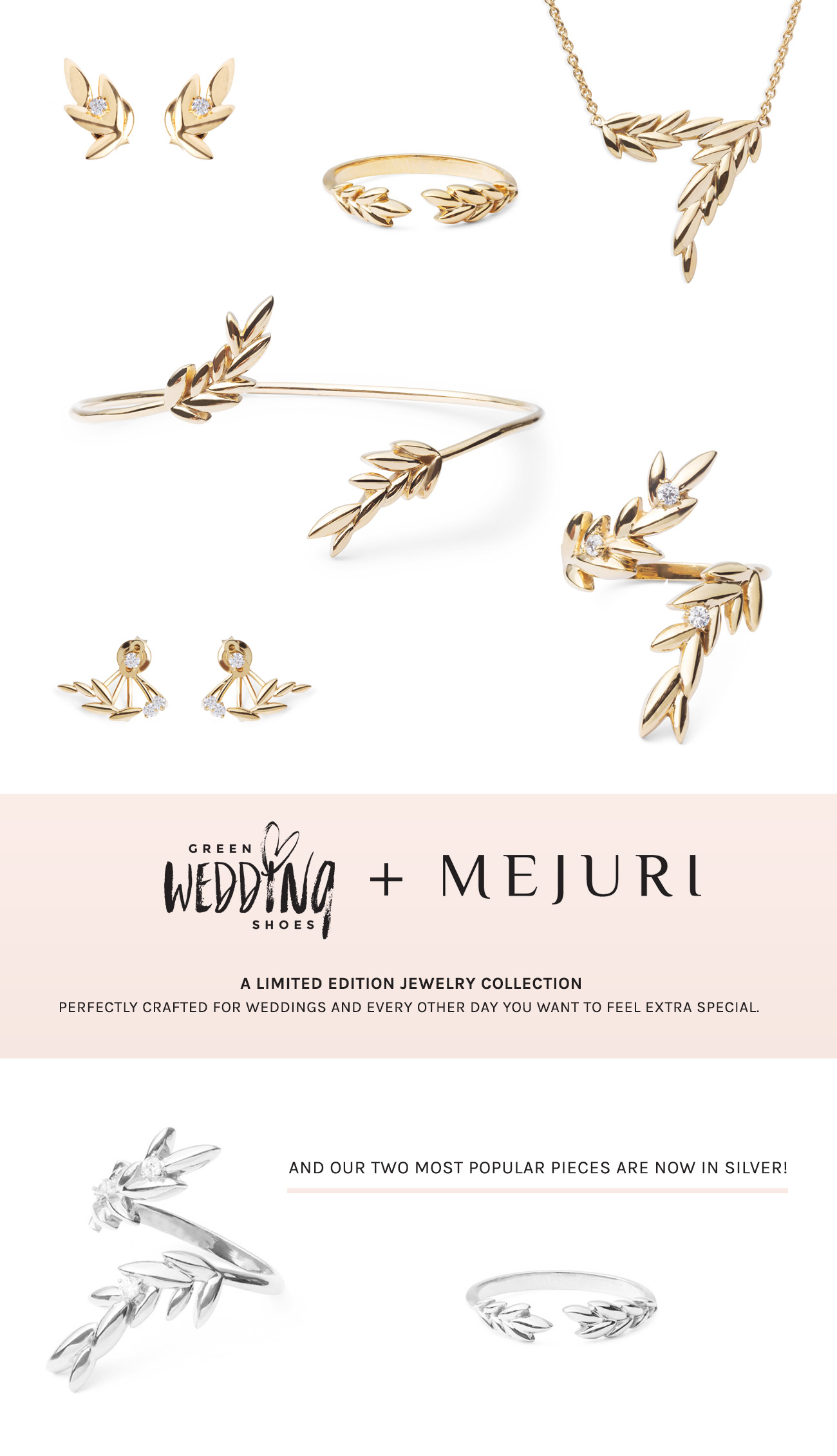 Mejuri x GWS Jewelry Collection