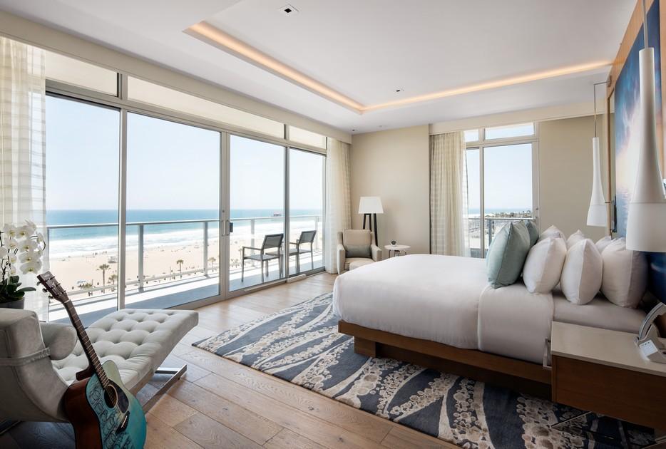 Pasea Hotel in Huntington Beach