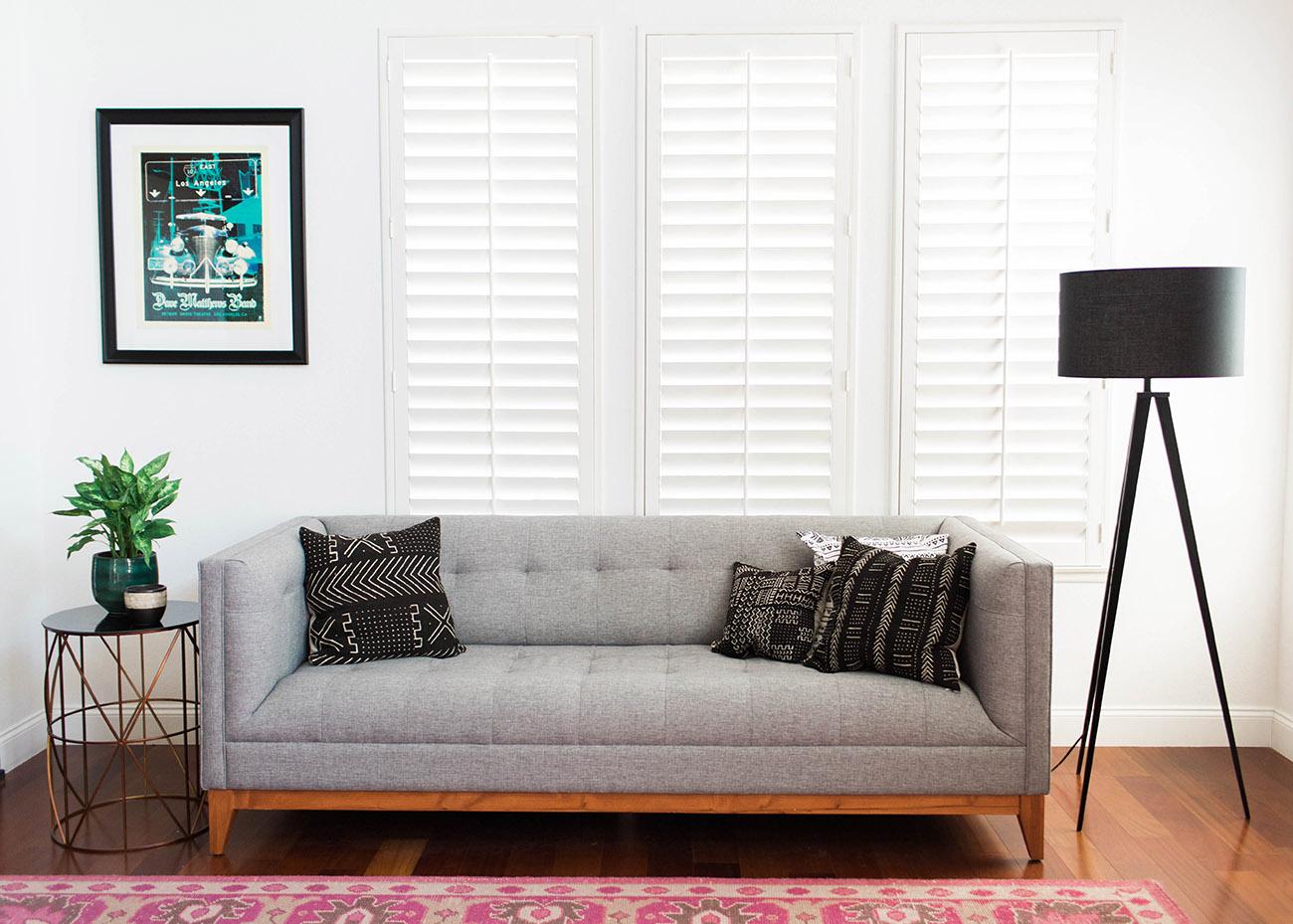 custom sofa from joybird