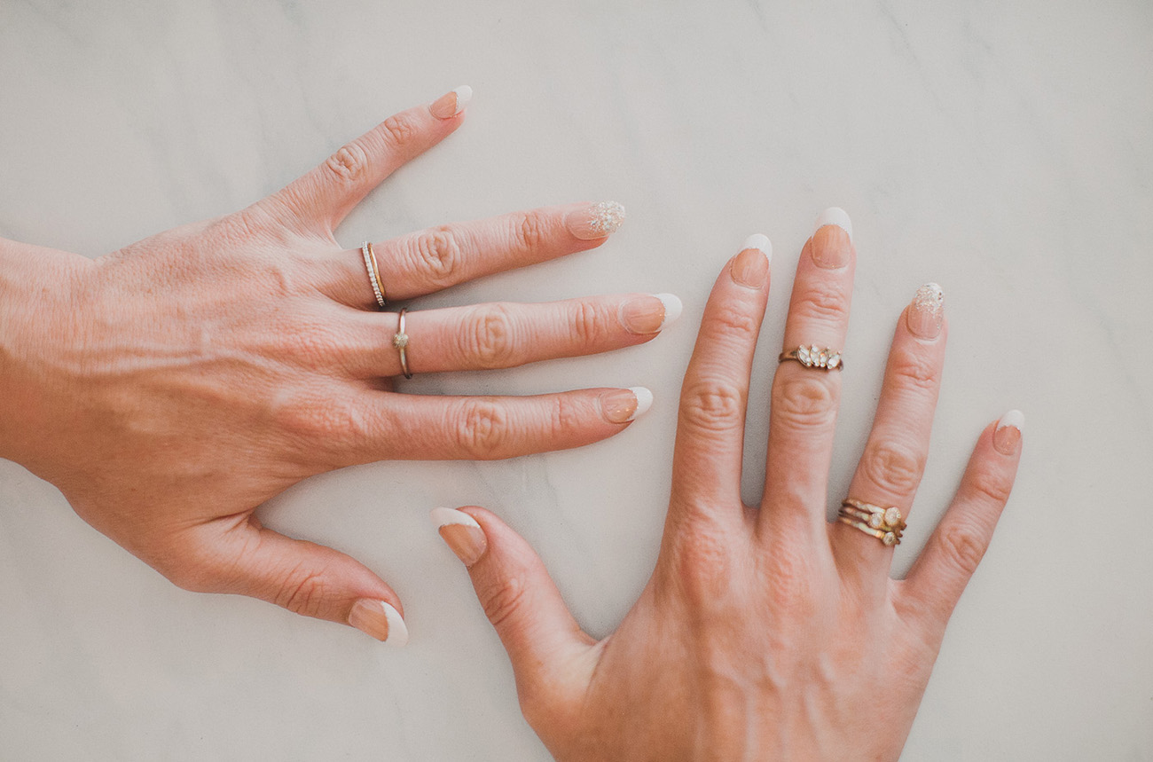 Pretty Nails for All Your Wedding Events with imPRESS ...
