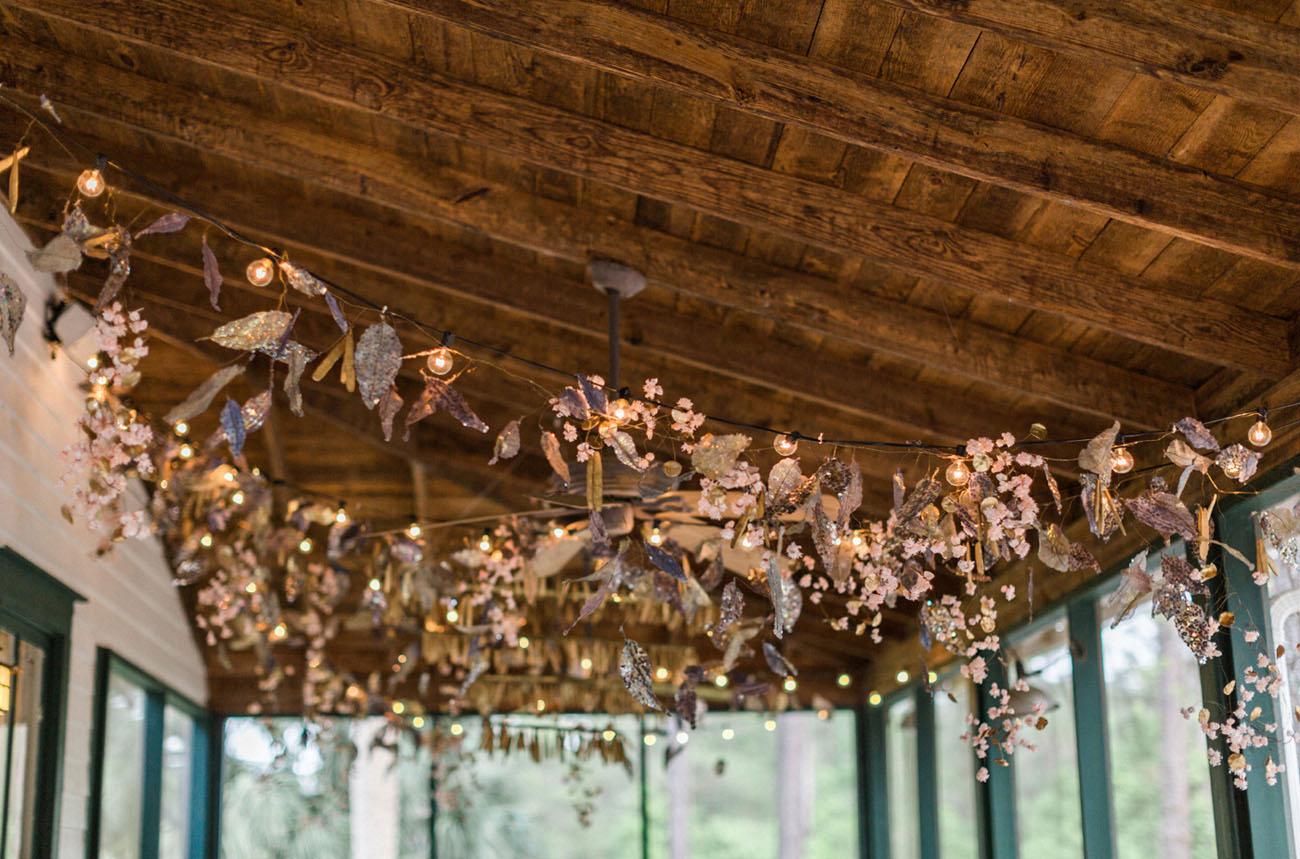 Boho Greenhouse Wedding