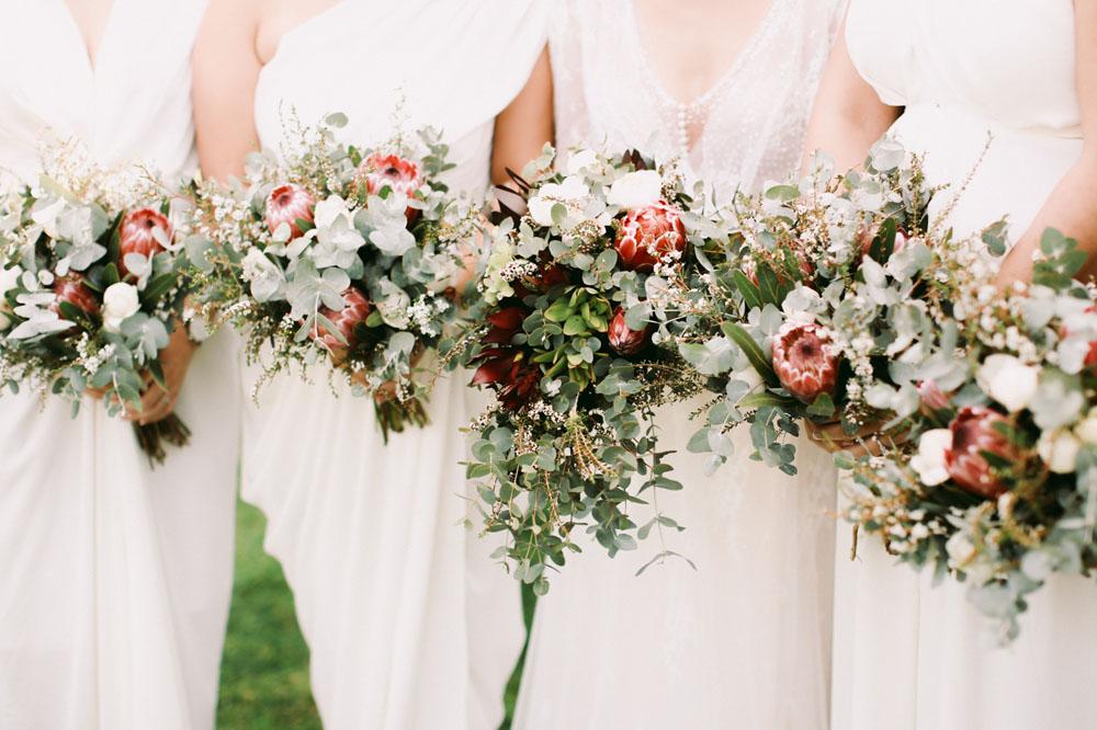 protea bouquets