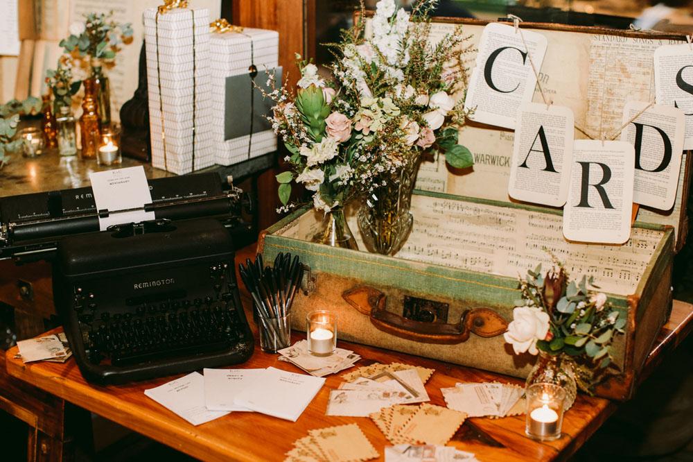 book page decor