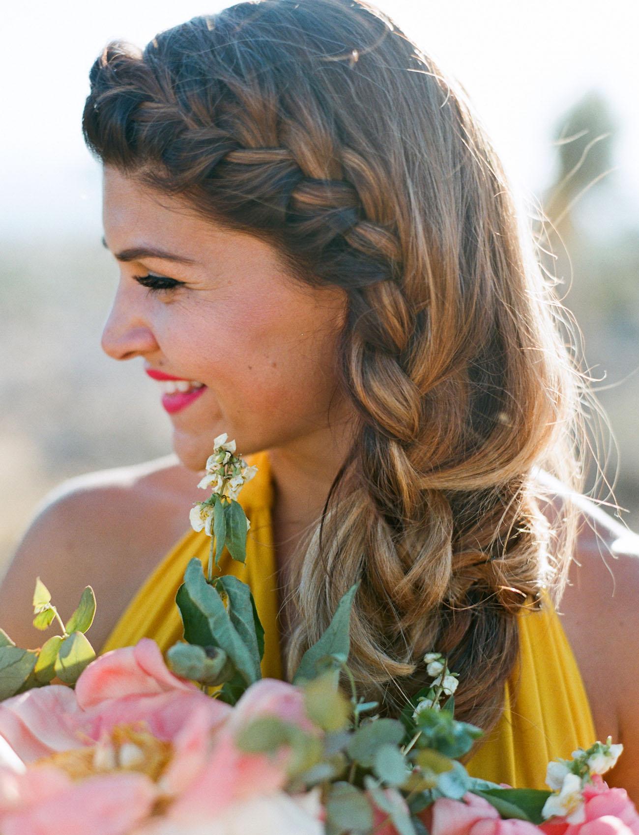 wedding braids