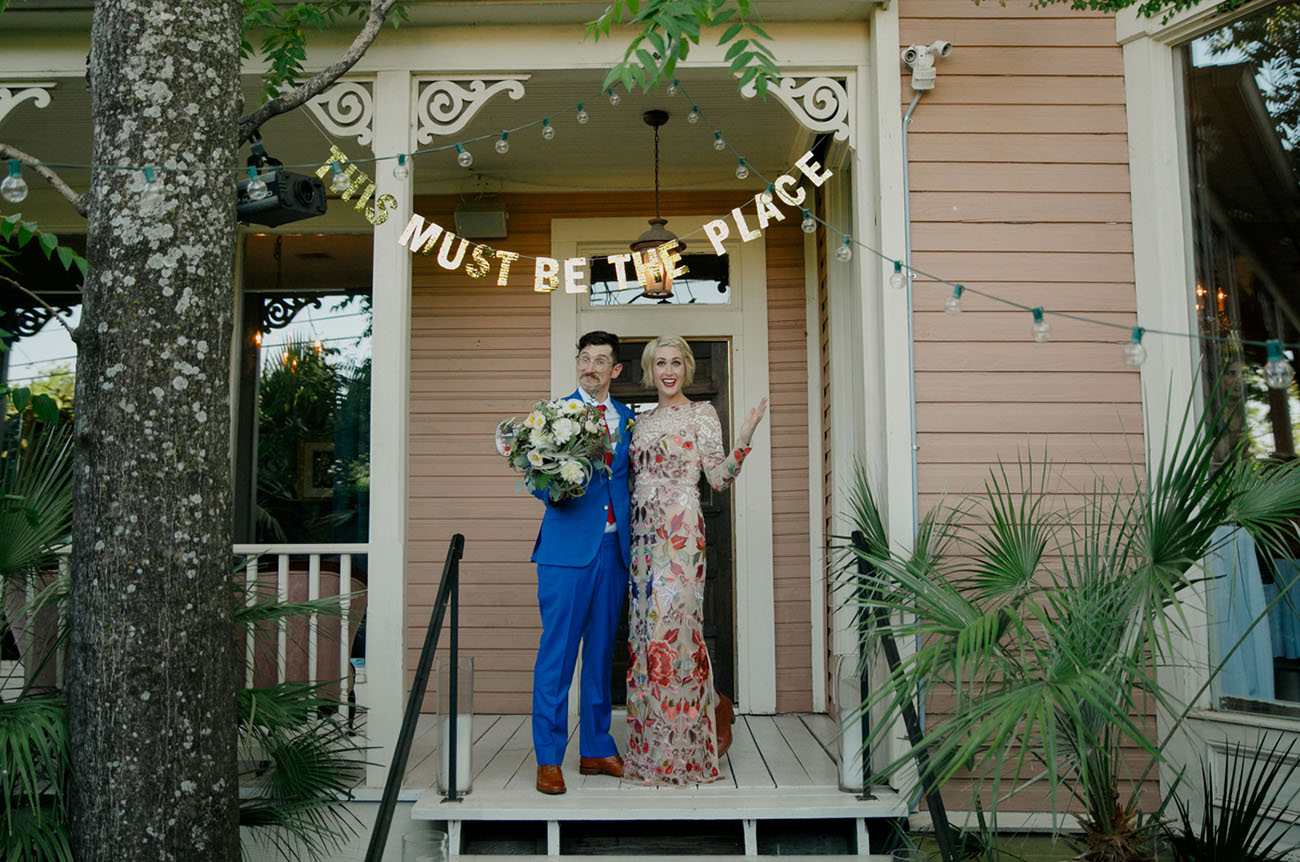 Playful + Colorful Austin, Texas Wedding: Lucy + John