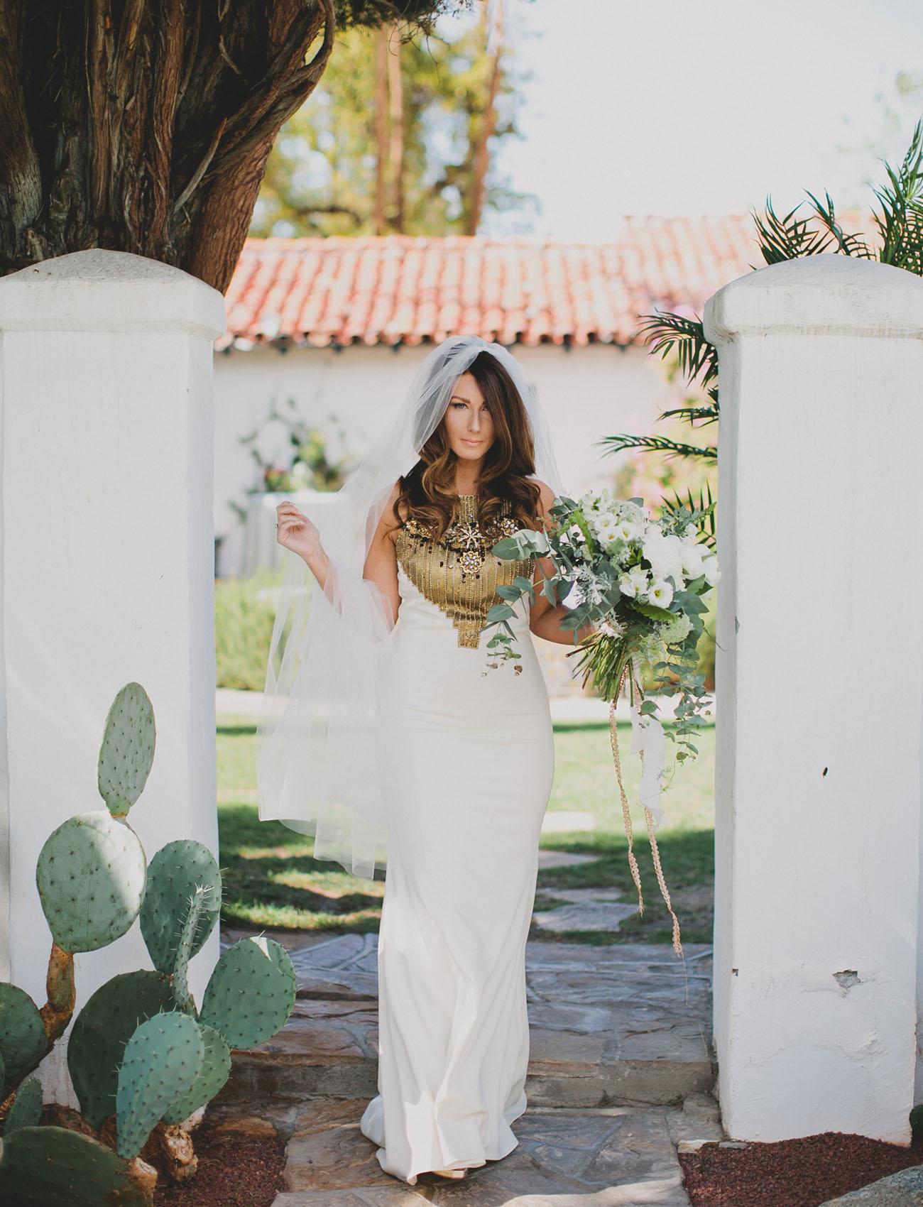 Badgley Mischka Couture Dress