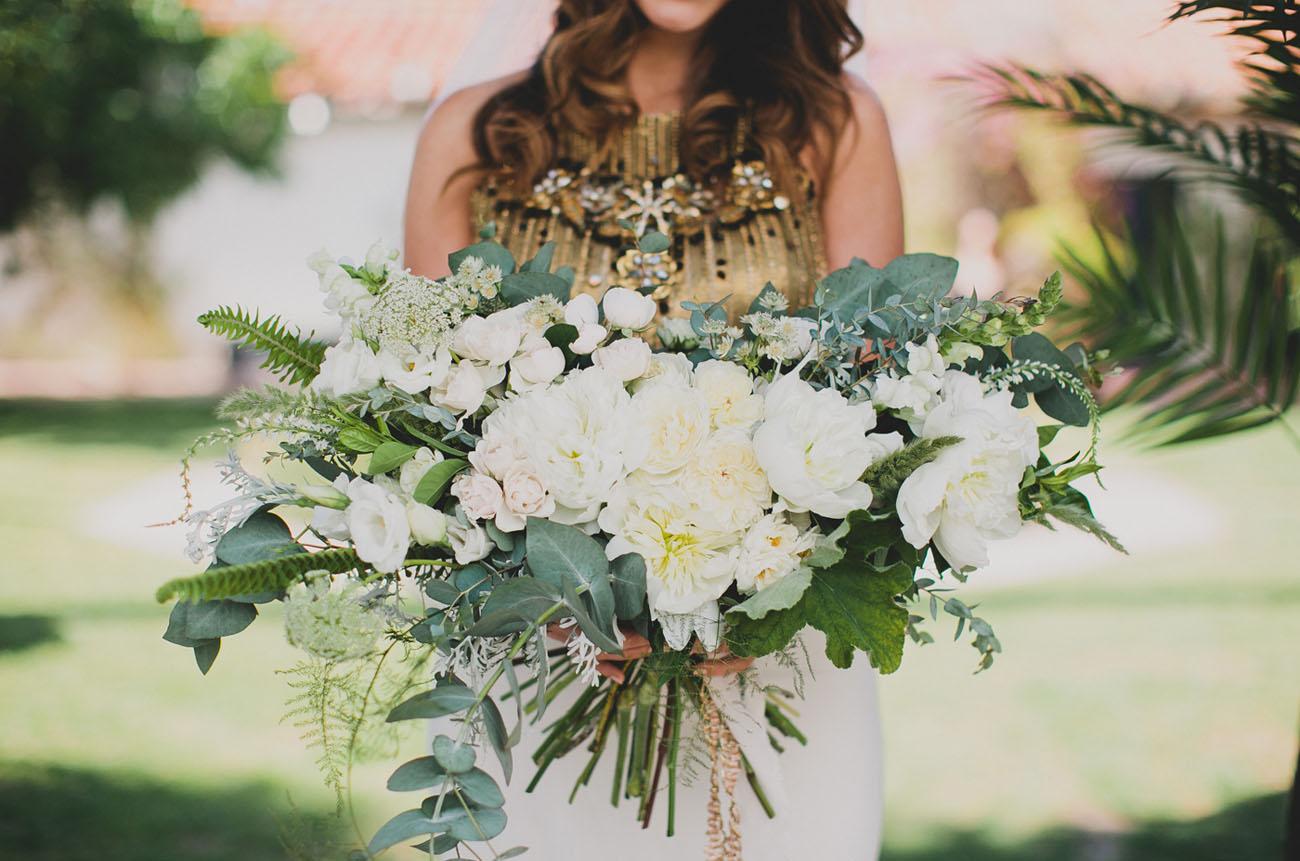 Layered Vintage Bouquet