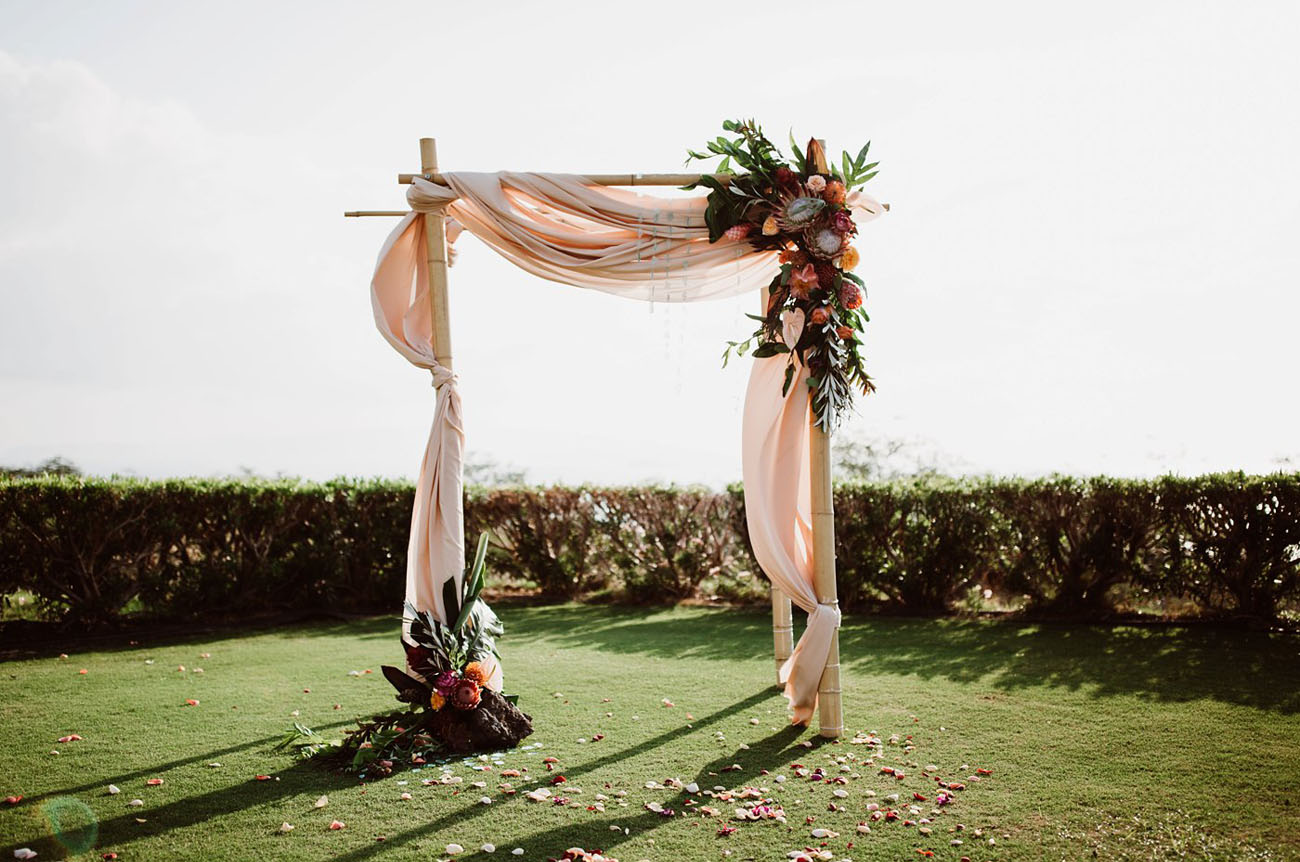 intimate maui destination wedding brittani trevor