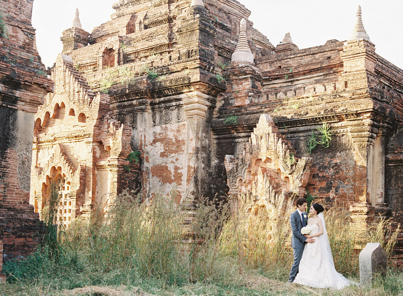 Myanmar Wedding