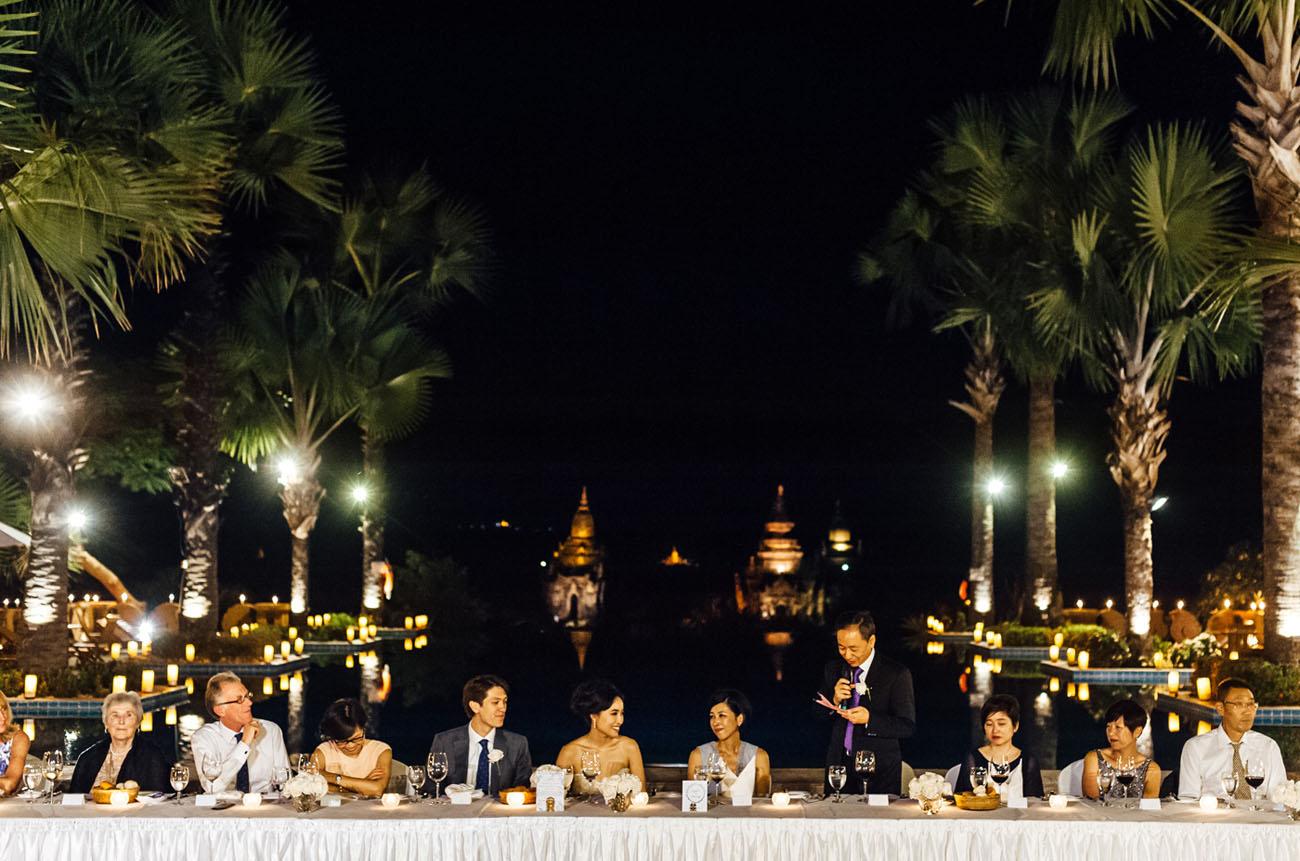 Myanmar Wedding